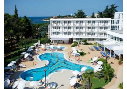 hoteli aranžmani Novigrad Istra leto 2016