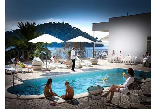 hoteli Brna ostrvo Korčula leto 2016