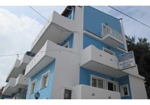 Apart hotel Clio Neos Marmaras letovanje Grčka Sitonija Halkidiki