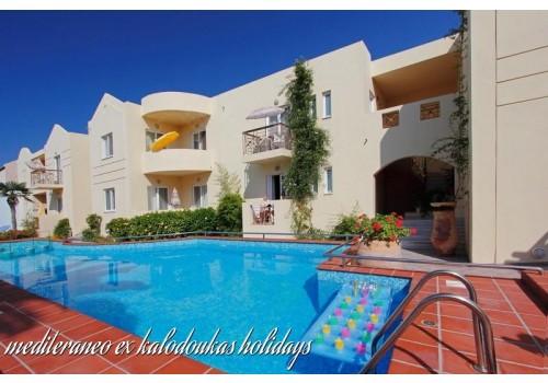Aparthotel Lambrinos 3* - Platanjas / Hanja / Krit - Grčka leto