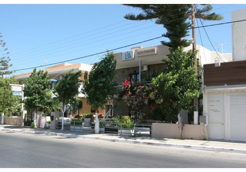 Aparthotel Lia 3* - Kato Stalos / Hanja / Krit - Grčka avionom