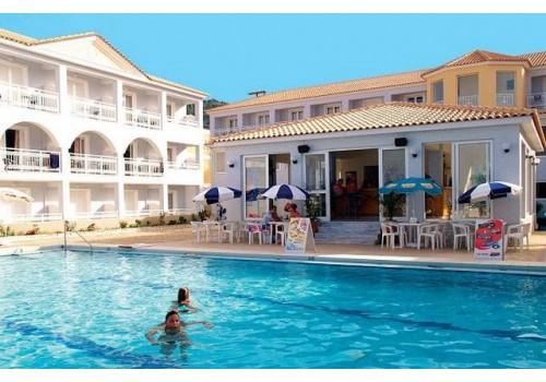 Hotel Meridien Beach - Argasi / Zakintos - Grčka avionom
