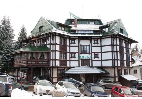 Hotel Mount aparthotel Kopaonik zimovanje skijanje cene