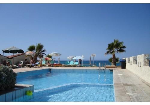 Aparthotel Seafront 3* - Adelianos Kampos / Retimno / Krit - Grčka avionom