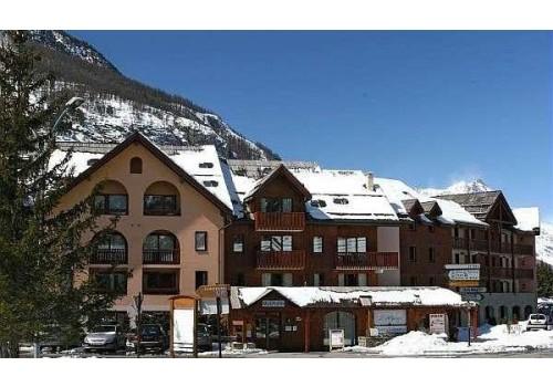 Apartman L'Alpaga zima serre Chevalier zimovanje Francuska skijanje Alpi odmor smeštaj