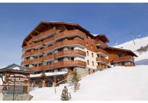 Zimovanje u Francuskoj Les Menuires skijanje cene smestaj