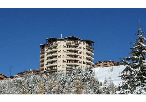 Apartmani Median zima Francuska Les Menuires zimovanje skijanje