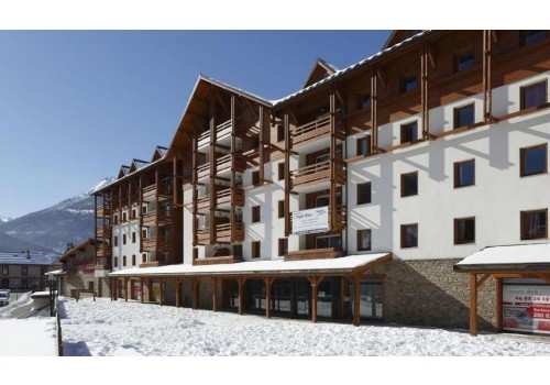 Apartmani Nemea L'Aigle Bleu Serre Chevalier zimovanje Francuska zima skijanje smeštaj