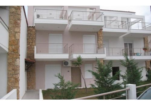 Apartmani Nikiforos 2 Hanioti Kasandra Halkidiki Grčka letovanje smeštaj