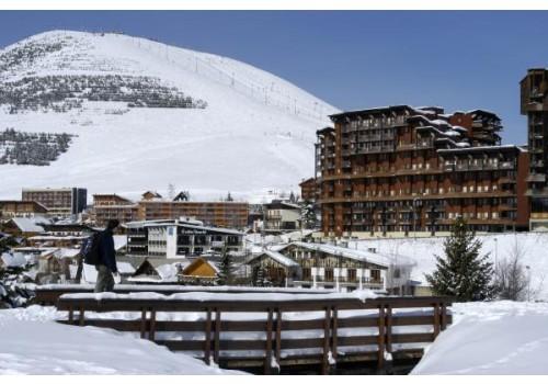 Francuska skijanje zimovanje Alpe d' Huez