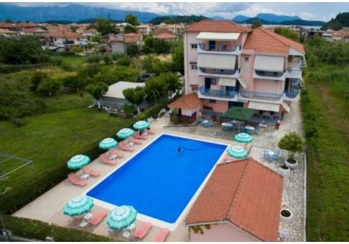 apartmani sunny garden Nidri lefkada letovanje grčka