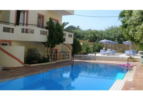 Aparthotel Apollon 3* - Platanjas / Hanja / Krit - Grčka leto