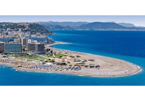 RODOS LETOVANJE APARTMANI HOTELI AVIONOM CENE GRČKA