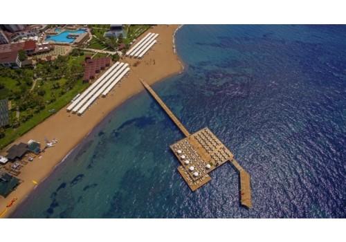 Arcanus Side Resort Plaža