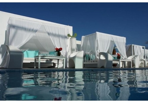 Aressana Spa Hotel & Suites 4* Fira Bazen