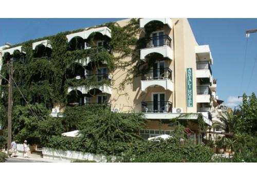 Hotel Astali 2*superior - Retimno / Krit - Grčka avionom