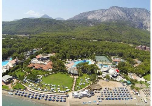 Baia Club Kemer letovanje turska all inclusive deca povoljno