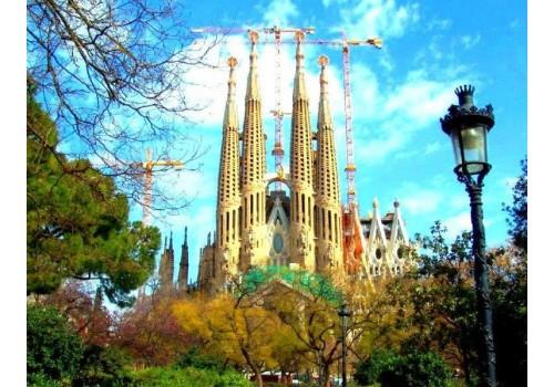 Španija Barselona jesenje putovanje avionom ponude