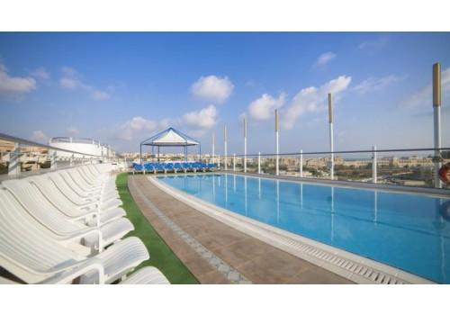 Hotel Be St Julian Malta 7 dana
