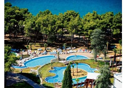 hoteli Šibenik Dalmacija leto 2016