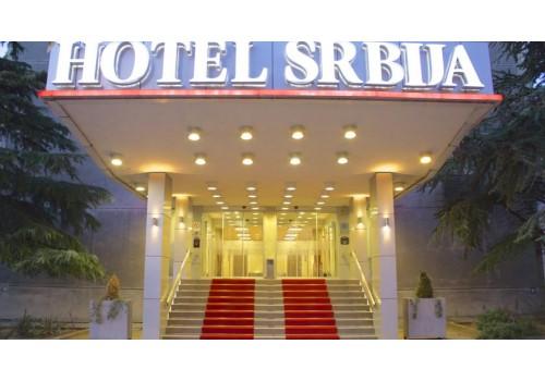 Hotel Srbija Belgrade Serbia rooms