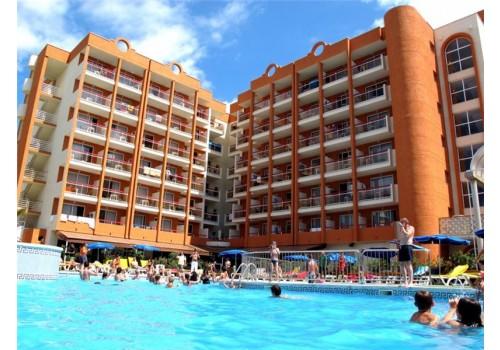 leto Španija Kosta Dorada Hotel Belvedere