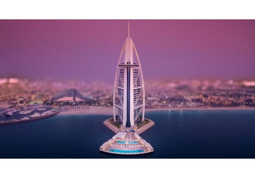 Ujedinjeni Arapski Emirati Dubai egzoticna putovanja luks hoteli sa 5 * ponuda