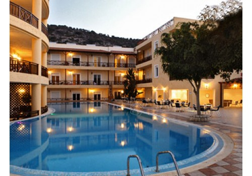 Hotel Cactus Beach 4* - Stalida / Krit - Grčka leto