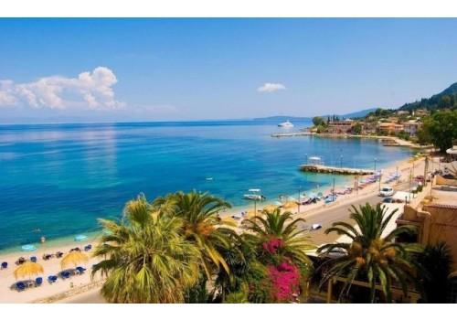 Hotel Casa Dei Venti Benitses Krf Plaža