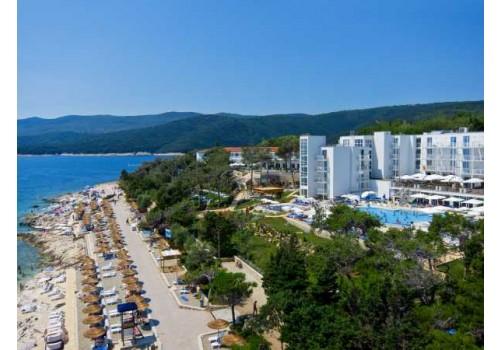 letovanje Rabac Istra hoteli ponuda
