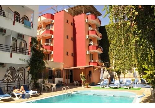 CITY HOTEL PENSION KUŠADASI TURSKA SLIKE
