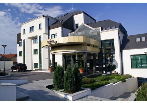 Hotel Vila Breg Vrsac Serbia incoming