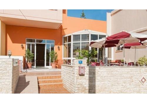 Aparthotel Daisy 2* - Retimno / Krit - Grčka leto