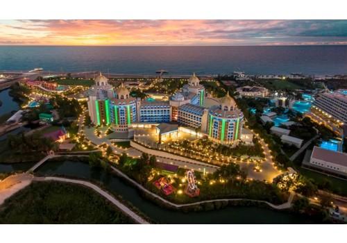 Delphin Be Grand Resort antalija turska last minute cene