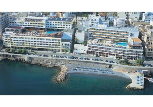 Hotel Coral 3* - Agios Nikolaos / Krit - Grčka avionom