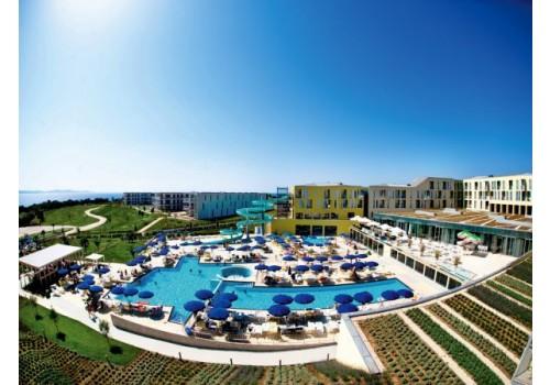 hoteli Zadar Dalmacija leto 2016