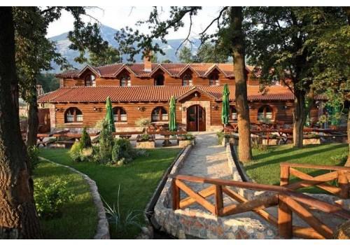 Etno hotel Rtanj Balasevic letovanje Srbija Boljevac odmor