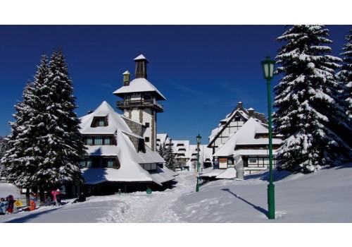Family Hotel Angella Kopaonik zimovanje skijanje