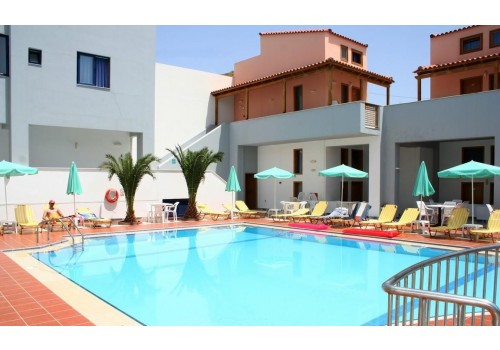 Hotel Flisvos Beach 2* - Retimno / Krit - Grčka aranžmani