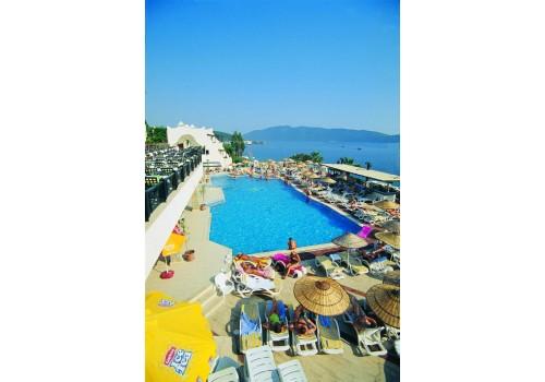 BODRUM LETO HOTELI ALL INCLUSIVE TURSKA