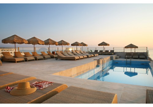 Hotel Golden Beach 4* - Hersonisos / Krit - Grčka leto
