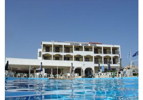 Grčka Krf hoteli ponuda Golden sands