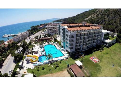 turska ultra all inclusive kontiki Grand Ring Hotel kemer turska