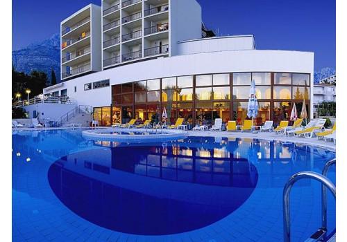hoteli Baška Voda Dalmacija ponuda