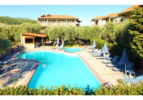 APART HOTEL THETIS - Limenas / Tasos
