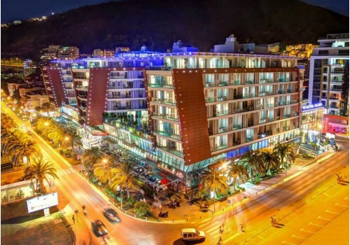 Hotel Adria Budva crna gora primorje letovanje smeštaj