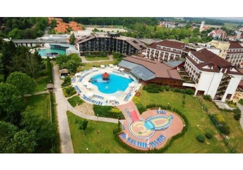 HOTEL AJDA TERME 1000 MORAVSKE TOPLICE WELLNESS