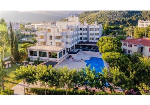 Hotel Dabaklar Kušadasi letovanje Turska more paket aranžman bazen zenba
