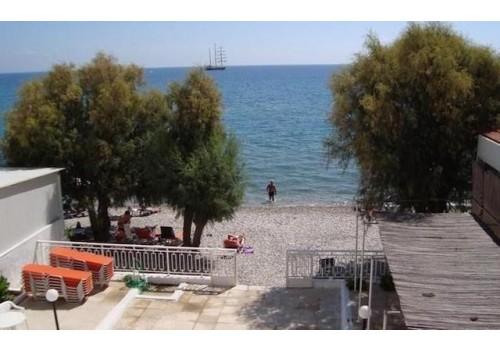 Hotel Akrogiali Samos Plaža