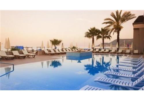 HOTEL ALAADDIN BEACH Turska Alanja letovanje hoteli aranžmani avionom putovanje
